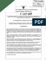Decreto 1499 Del 11 de Septiembre de 201