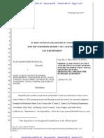 Oracle v. Santa Cruz Planning Dept MFR