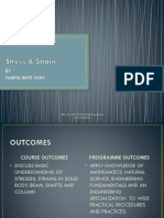 Stress & Strain_ecs238