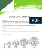 Cabo Aluminio CA