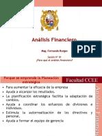 AF 01 Para Que Analisis Financiero