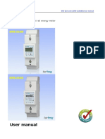 Manual Medidor Forlong DRS 210d