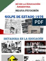 dictadurayeducacion