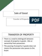 SOG transfer of property.pptx