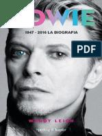 Bowie. 1947-2016 La Biografia (2016) Wendy Leigh
