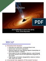 Kerr's Black Holes