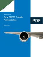 2011_Data ONTAP 7-Mode Administration. StudentGuide.pdf