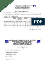 Instrumentos de Evaluacion Clase en Ambiente Real