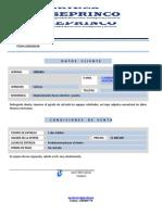 COTIZACION MATENIMIENTO BRAZO ELECTROMECANICO Y PUERTA_JAVIER GARCIA.doc