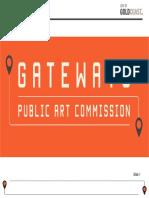 Artist Briefing Slideshow