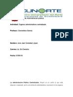 Administracion Publica..Organos de La Administracion Publica
