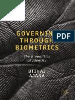 Btihaj Ajana auth. Governing through Biometrics The Biopolitics of Identity.pdf