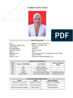 CV Dr. Diyana