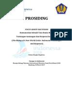 Prosiding Fgd Bandung