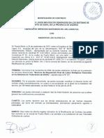 Contratos Ecoprial  - ESSAL