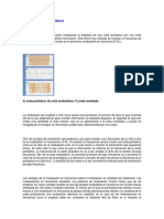Modulación en Frecuencia - Electronica
