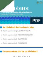 Ciclo Hidrológico Fin