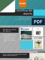 Revistas científicas del deporte.pptx