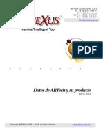 ARTech y Su Producto