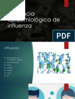 Vigilancia Epidemiológica de Influenza