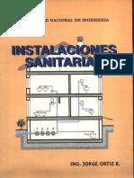 Instalaciones Sanitarias - Jorge Ortíz