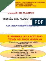 2. Teoría Del Flujo Vehicular_Operación I_IiSem_2018