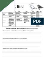 realistic bird assessment new standards