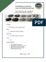 09. Informe Final de Granulometria