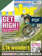 Mountain Bike Rider - July 2018