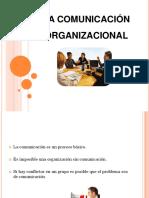 Comunicacion efectiva dentro de  las organizaciones t2