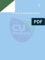 07 Total Laryngectomy