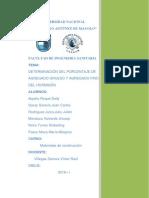 02. Determinación Del Porcentaje de Agregado Grueso y Agregado Fino Del Hormigón