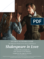 Shakespeare in Love Quiz