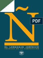 El lenguaje jurídico; técnicas de la composición.pdf