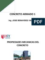 Sesion 2 Propiedades Mecanicas Del Concreto