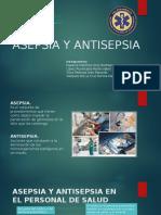 Asepsia y Antispe