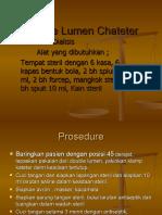 02b Double Lumen Chateter Versi Indonesia
