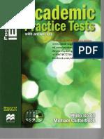 Focusing on IELTS academic tests