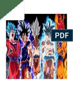 Goku varias transformaciones.docx