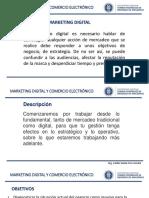 Marketing Digital y Comercio Electrónico 1