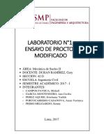 Informe 1 Mec Suelos II