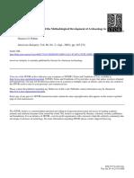 Edoc.site Arqueologia Teorias Metodos y Practicas Colin Renf