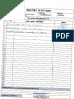 Registro de Difusion