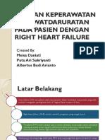 Right Ventrikel Failure