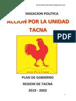 Plan de Gobierno Gallito