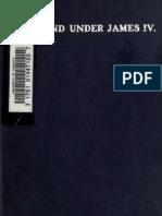Eric Stair-Kerr - Scotland Under James IV