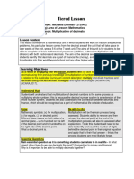 assignment 1 tiered lesson template - michaela dunmall