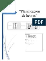 Planificiacion de Procesos Informe