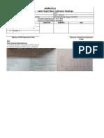 Ultrasonic - Calibration inspection checklist.pdf