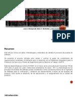 Prácticas de Pruebas Desde La Industria de Software. PLATAFORMA ASISTO